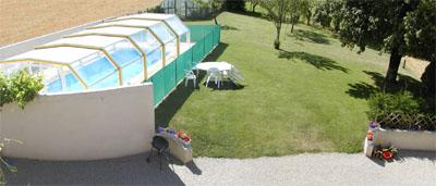Gite en aveyron de location for Gite piscine aveyron